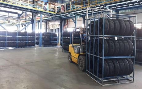 رشد ۲۳ درصدی تولید تایر در کشور