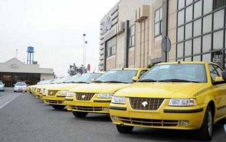 روند نوسازی تاکسی های فرسوده پایتخت در سال ۹۹