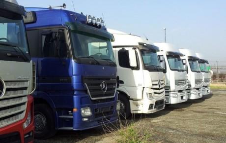 ممنوعیت ترخیص کامیون های دست دوم از گمرک بدون گواهی اسقاط فرسوده