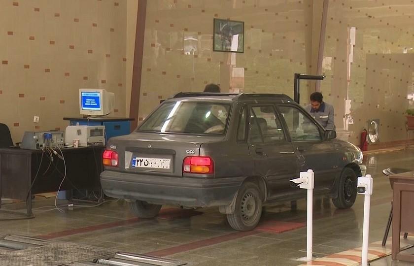 نرخ جدید معاینه فنی خودروها اعلام شد / فروردین 1400