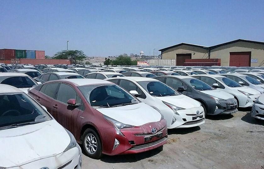 پیش بینی درآمد دولت از واردات خودرو