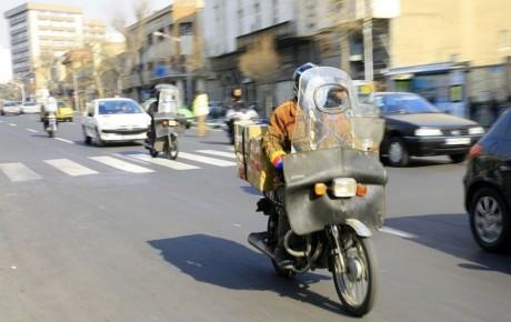 آلایندگی موتورسیکلتها از خودروها بیشتر است