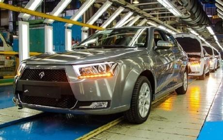 ایران خودرو رکورد تولید سال ۲ سال گذشته را شکست