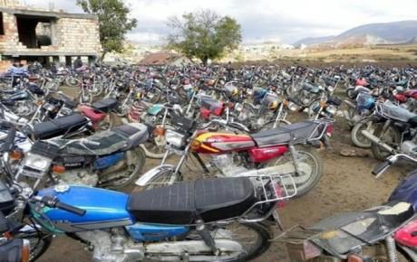 تمدید طرح ترخیص موتورسیکلت های رسوبی