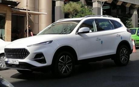 خودرو KMC K7 در بازار ایران + قیمت