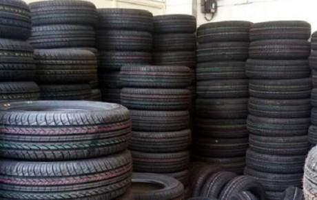 ذخیره تایرهای سنگین دولتی در حال اتمام است