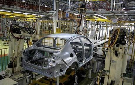 رشد ۱۸.۸ درصدی تولید تولید انواع خودروها