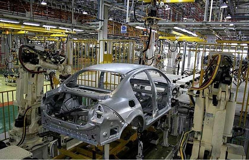 رشد 18.8 درصدی تولید تولید انواع خودروها
