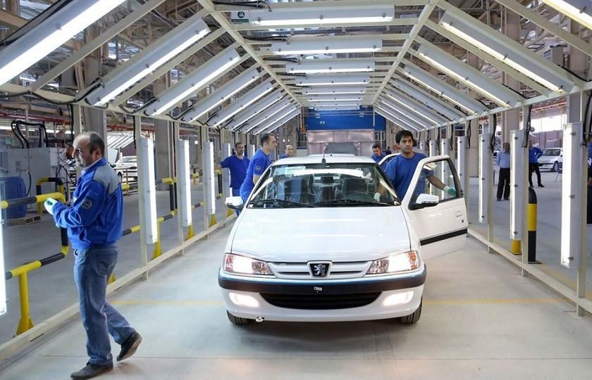 روند معکوس دخل و خرج خودروسازان
