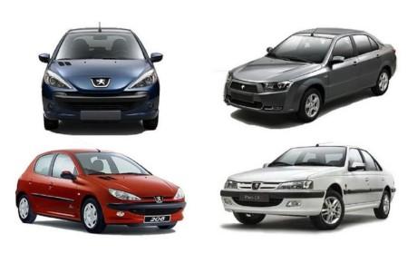طرح ویژه دولت برای کنترل و تنظیم بازار خودرو