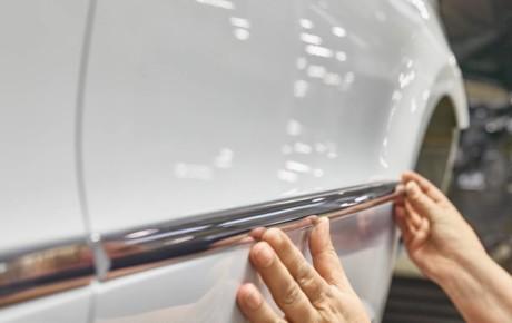 قطعات تزئینی انواع خودرو تولید داخل شد