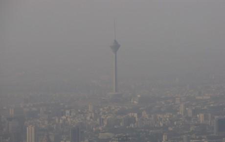 وارونگی؛ منشأ آلودگی هوا