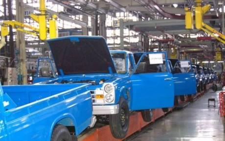 تولید ۳۰ هزار دستگاه خودرو در شرکت زامیاد