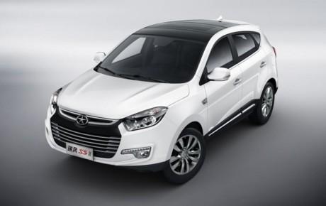 عرضه نسخه جدید خودرو جک S5 توسط کرمان موتور