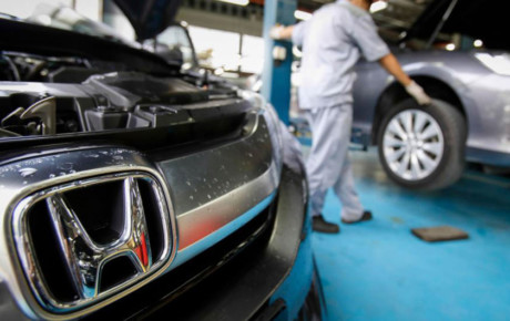 هوندا به دلیل کمبود تراشه،فروش جهانی خودرو را کاهش داد