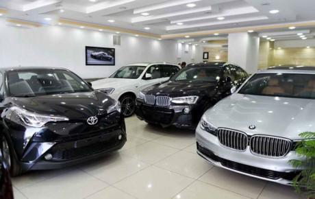 ثبات قیمت در بازار خودرو های وارداتی ادامه دارد