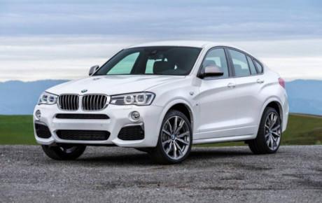 شرایط فروش BMW X4 مدل ۲۰۱۷ / بهمن ۹۹