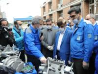 افتتاح خط تولید گیربکس ششسرعته ایرانخودرو
