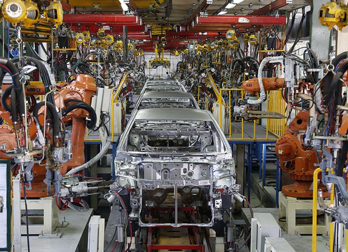 تولید خودرو سواری ۱۳.۹ درصد افزایش داشت