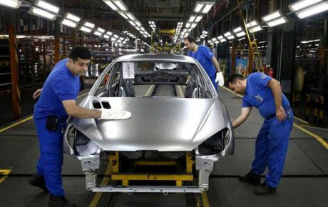ایرانخودرو ، برترین خودروساز کشور