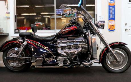 موتورسیکلت باس هاس ۵۰۲ معرفی شد
