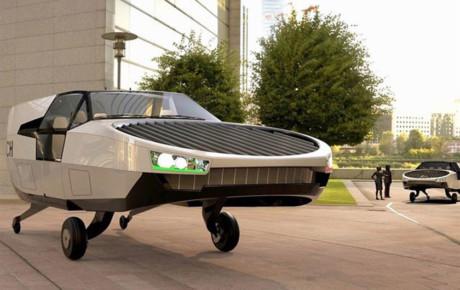 فولکسواگن در چین خودروی پرنده میسازد