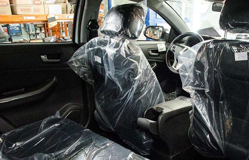 تصاویر جدید از خودرو شاهین