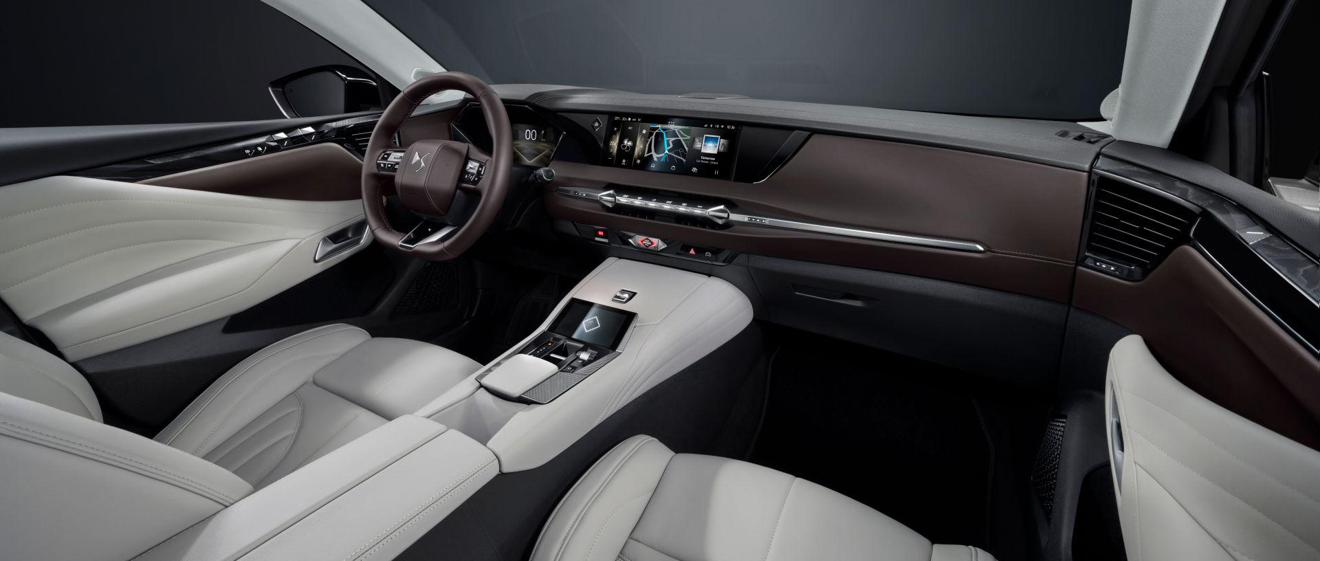 امکانات خودرو DS 4