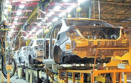 هزینه سربار خودروسازان ۹۳درصد افزایش داشت