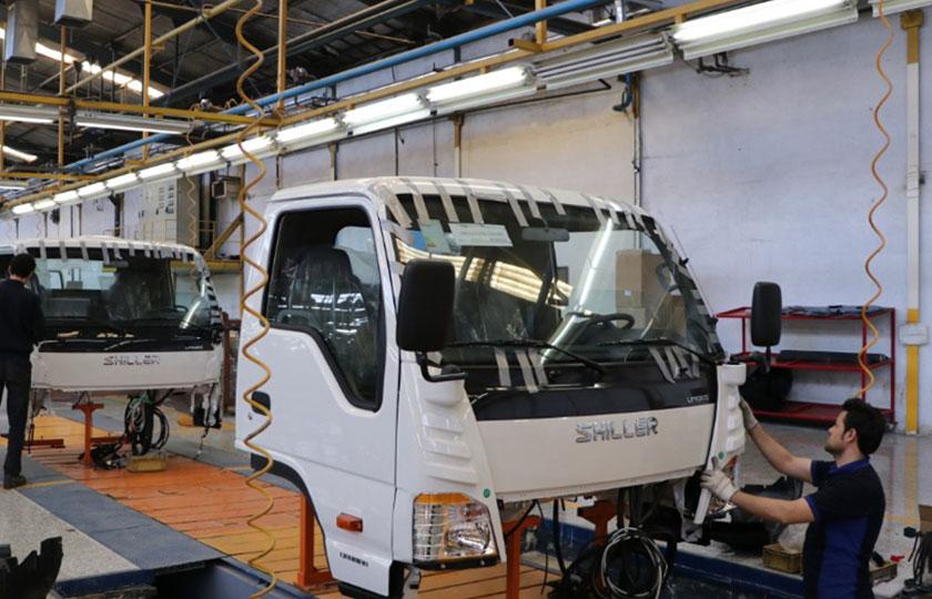 تولید خودروهای تجاری 67 درصد رشد داشت