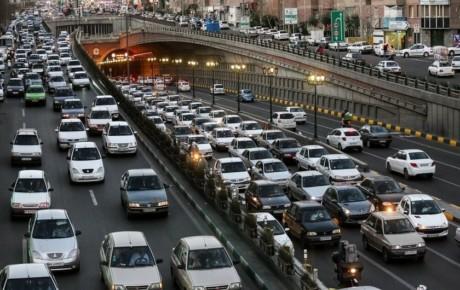 جزئیات طرح ترافیک ۱۴۰۰ تهران اعلام شد