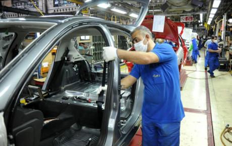 آمار تولید خودرو در بهمن ۹۹