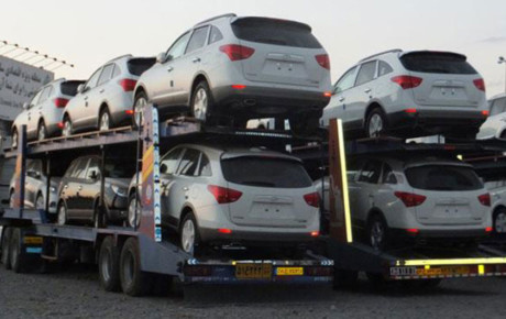قاچاق خودرو در ایران چگونه است؟
