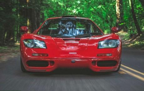 مک لارن F1 یکی از بهترین موتورهای درون سوز