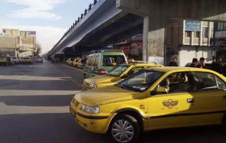 افزایش نرخ کرایه تاکسی در سال ۱۴۰۰