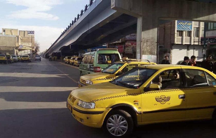 افزایش نرخ کرایه تاکسی در سال 1400