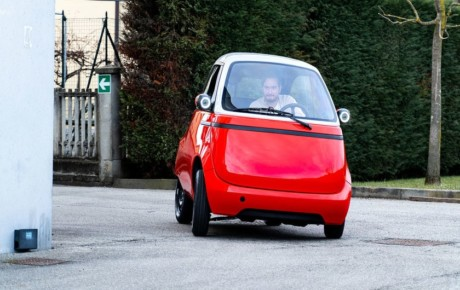 تولید خودرو های برقی کوچک