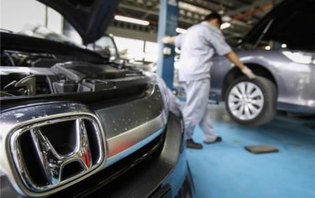 واگذاری کارخانه خودروسازی هوندا در انگلیس