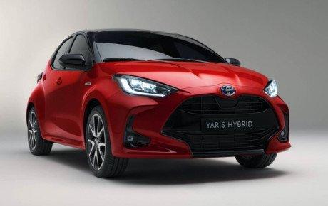 نسل چهارم تویوتا یاریس خودرو سال اروپا
