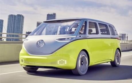 رقابت تسلا و فولکس واگن در تولید خودروهای برقی