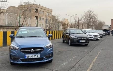 تحویل خودرو شاهین سایپا به مشتریان آغاز شد
