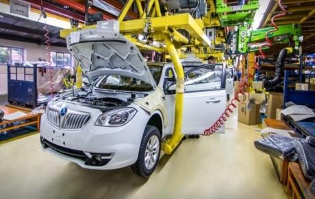 موانع تولید در صنعت خودرو