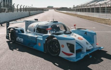 ساخت خودروی مسابقهای هیدروژنی هیوندا