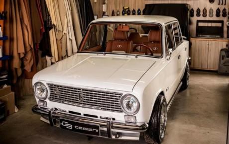 لادا ۲۱۰۱ ،خودروی محبوب روس ها