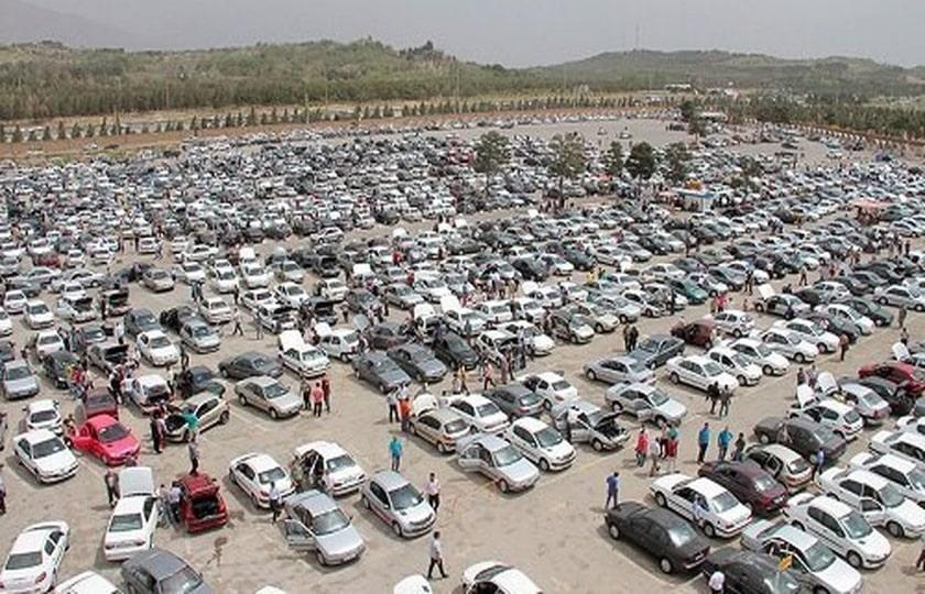 هوشمند سازی مراکز خرید و فروش خودرو در تهران