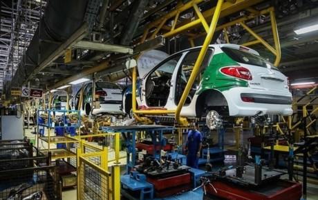 برنامه تولید خودرو در سال ۱۴۰۰