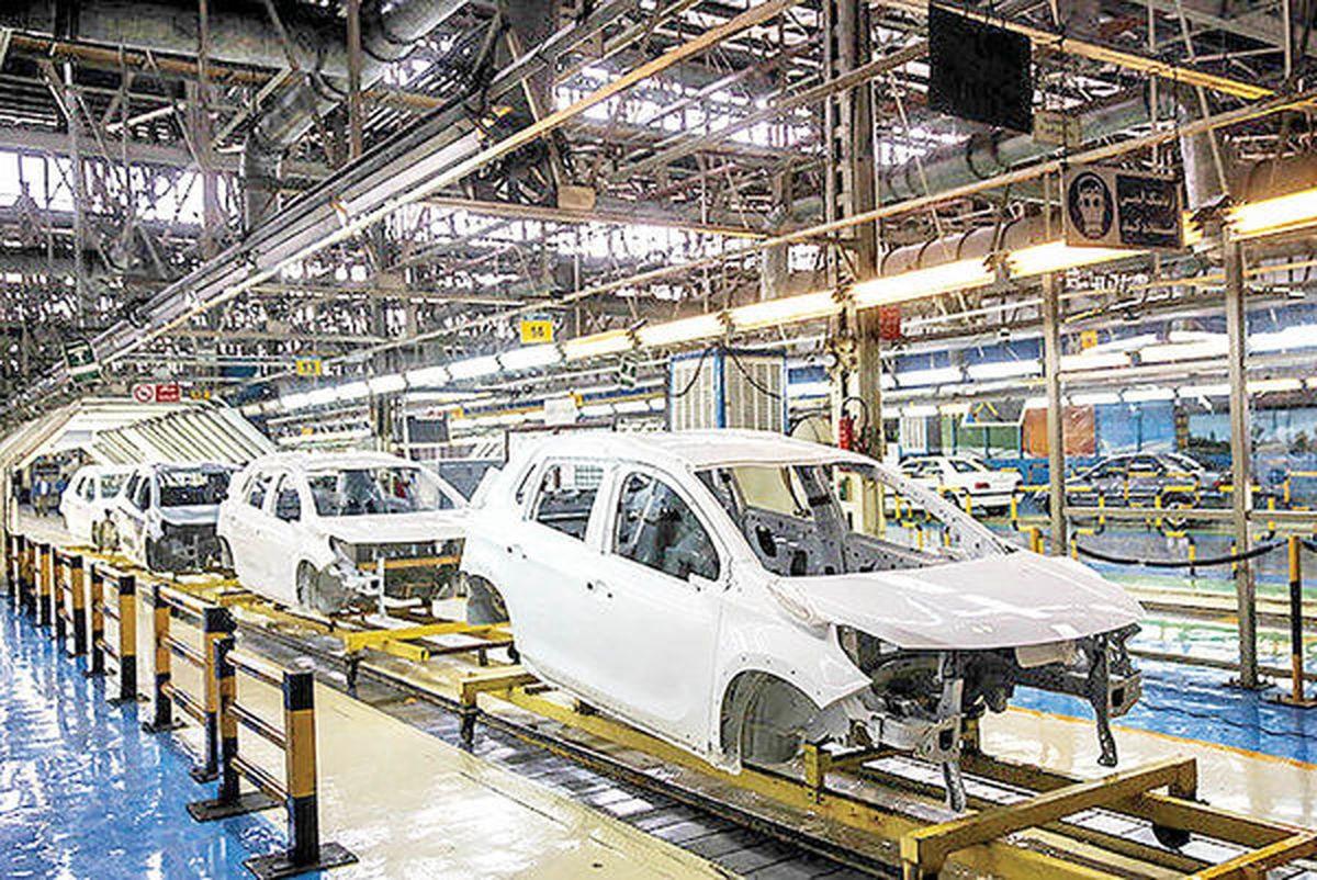 وضعیت قیمت خودروها در بازار خودرو