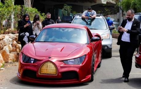 معرفی اولین خودرو برقی لبنان
