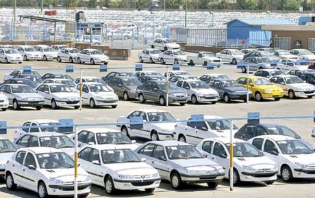 موجودی انبار خودروسازان افزایش یافت