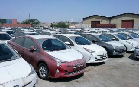 عدم ترخیص خودروهای فاقد ثبت سفارش